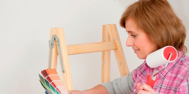 Pinturas nerira solven noticias c mo elegir los for Como elegir los colores para pintar mi casa