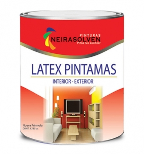 Latex Pintamas